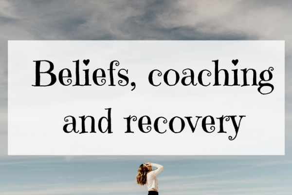 BELIEFS, COACHING AND RECOVERY