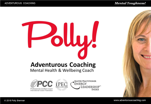 Polly Brennan - Occupational Therapist and Coach